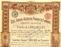 The Anglo-African Produce Company 1897
