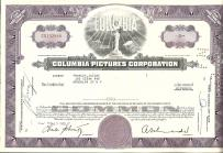 Columbia Pictures Corporation Fioletowa 1963