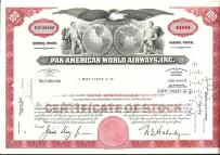 Pan American World Airways 1972